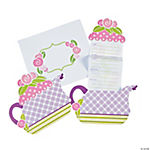12 Tea Party Invitations