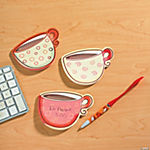 Coffee Cup Sticky Notes