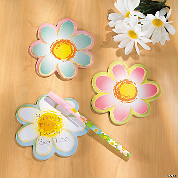 Daisy Sticky Notes