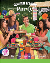 Spring Party Catalog