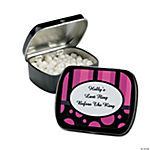 Personalized Simply Sassy Mint Tins