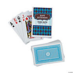 12 Personalized Touch Of Tradition Playing Card Decks