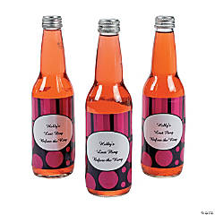 Personalized Simply Sassy Bottle Labels