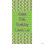Personalized Darling Daisy Door Cover