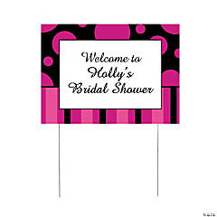 Personalized Simply Sassy Yard Sign