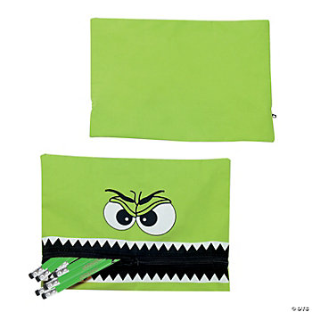 Monster Pencil Cases