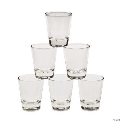 Clear Shot Glasses