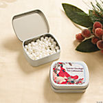 Personalized Cardinal Mint Tins