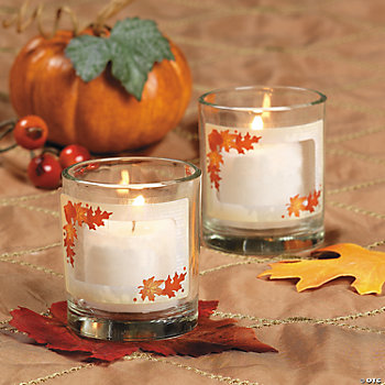 Thanksgiving Votive Holders