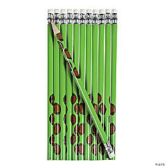 Personalized Football Pencils