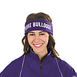 Personalized Purple Headbands
