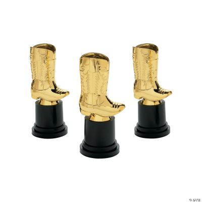 Cowboy Boot Trophies
