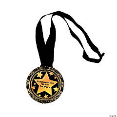 Personalized Jumbo Award Medals