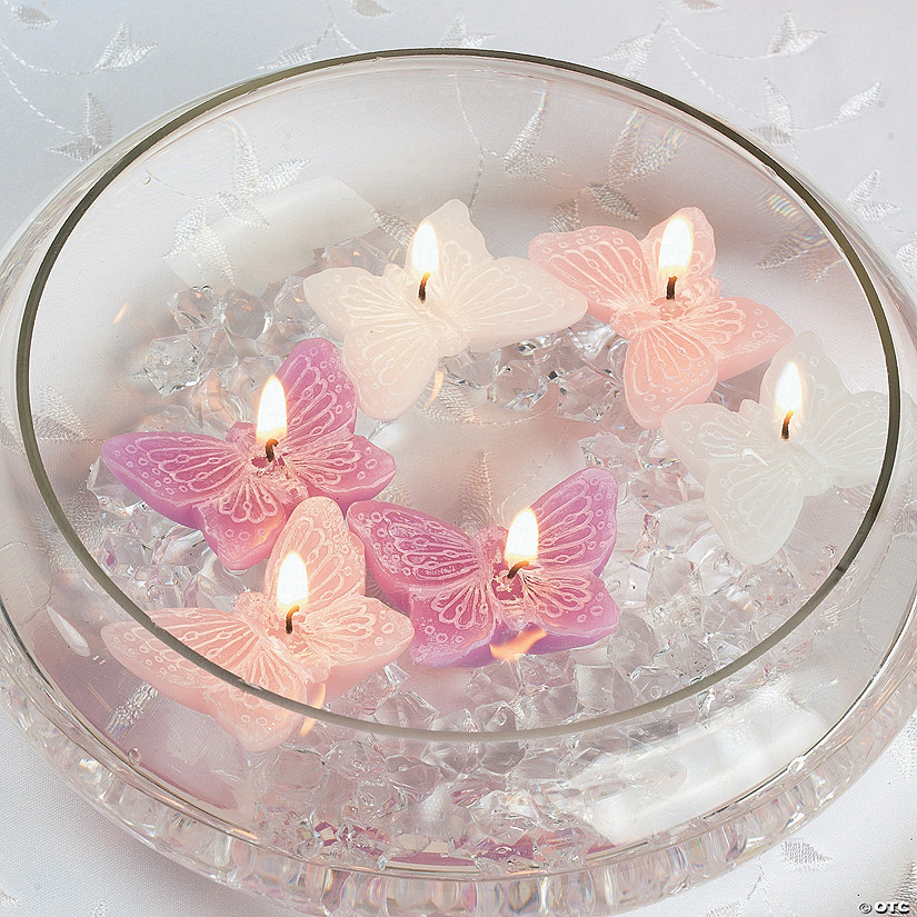 Butterfly Floating Candles Discontinued