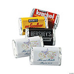 Personalized Spring Wedding Mini Hershey's® Bars