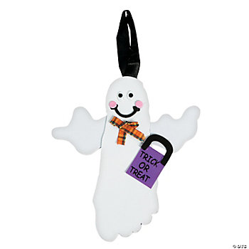 Foam Footprint Ghost Craft Kit