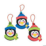 Penguin Ornament Craft Kit