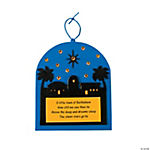 Town of Bethlehem Sign Craft Kit