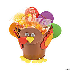 Tinplate Bucket Turkey Bucket Craft Kit
