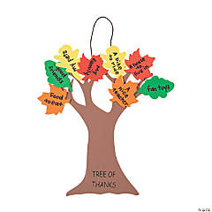 """Tree Of Thanks"" Craft Kit"