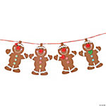 Gingerbread Garland Craft Kit