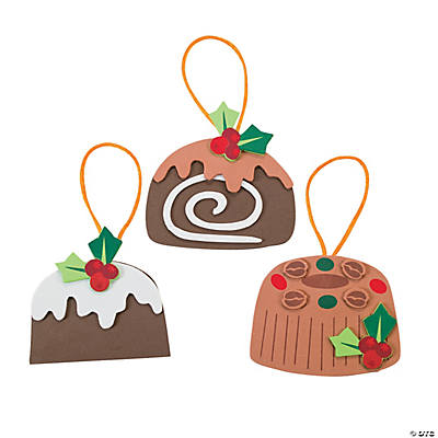 Christmas Treat Ornament Craft Kit