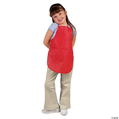 Child's Colorful Aprons