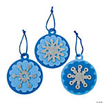 Snowflake Ornament Craft Kit