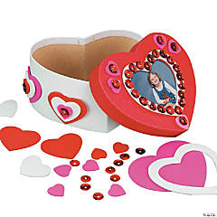 Valentine Photo Box Craft Kit