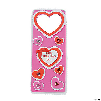 Heart Doorknob Hanger Craft Kit
