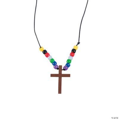 Cross Faith Necklace Craft Kit