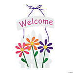 "Spring ""Welcome"" Sign Craft Kit"