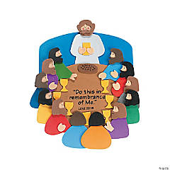 Last Supper Magnet Craft Kit