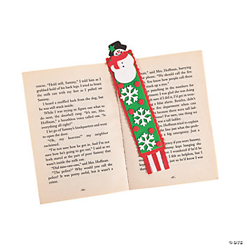 Christmas Bookmark Craft Kit