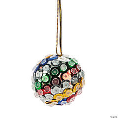 Sequin Ball Ornament Craft Kit