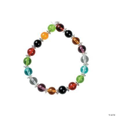 "Beaded ""Colors of Faith"" Bracelet Craft Kit"