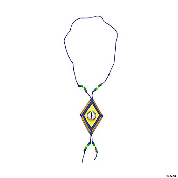 Compass Necklace Craft Kit