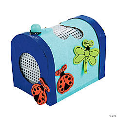 Cardboard Bug Catcher Box Craft Kit