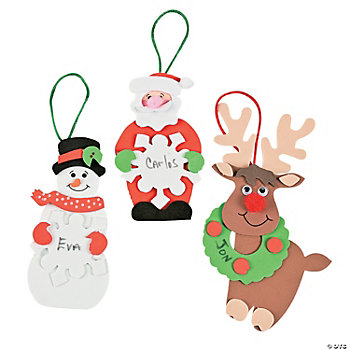 Christmas Ornament Craft Kit