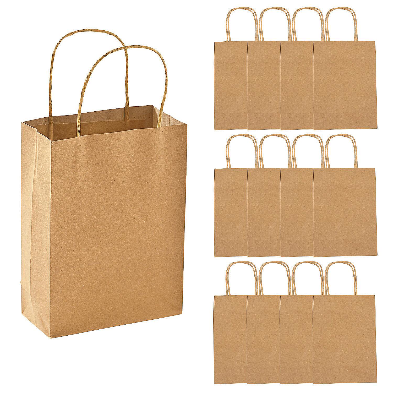 Craft Paper Bags Bulk