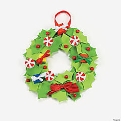 3D Wreath Craft Kit