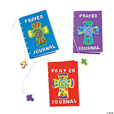 """Prayer Journal"" Craft Kit"