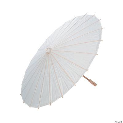 DIY Large Paper Parasols