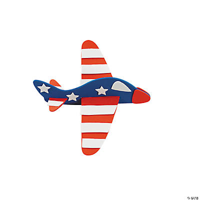 Patriotic Glider Craft Kit