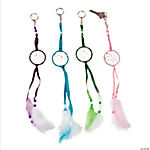 Dream Catcher Key Chain Craft Kit
