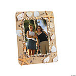 Seashell Picture Frame Craft Kit