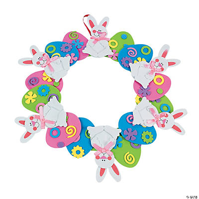 Easter Wreath Craft Kit