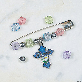 Easter Inspirational Charm Pin Craft Kit