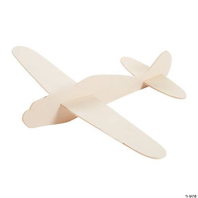 DIY Wood Airplane Kits