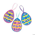 Rhinestone Easter Egg Craft Kit